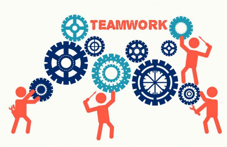 اصول کار تیمی